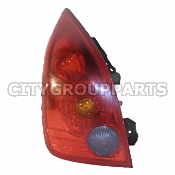 NISSAN PRIMERA P12 MODELS FROM 2002 TO 08 PASSENGER  SIDE REAR TAIL LAMP LIGHT